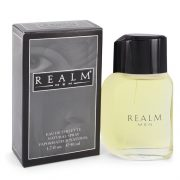 REALM by Erox Eau De Toilette/ Cologne Spray 1.7 oz Men