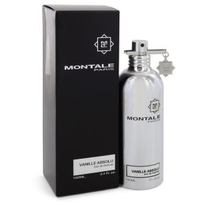 Montale Vanille Absolu by Montale Eau De Parfum Spray (Unisex) 3.4 oz Women