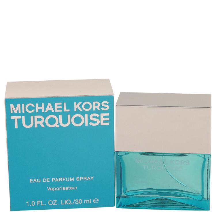 Michael Kors Turquoise by Michael Kors Eau De Parfum Spray 1 oz Women