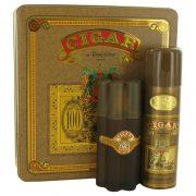 CIGAR by Remy Latour Gift Set -- 3.3 oz Eau De Toilette Spray + 6.6 oz Deodorant Men