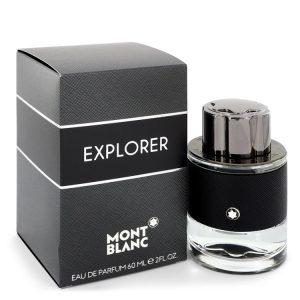 Montblanc Explorer by Mont Blanc Eau De Parfum Spray 2 oz Men
