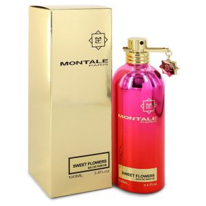 Montale Sweet Flowers by Montale Eau De Parfum Spray 3.4 oz Women