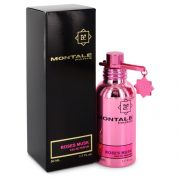 Montale Roses Musk by Montale Eau De Parfum Spray 1.7 oz Women