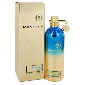 Montale Intense So Iris by Montale Eau De Parfum Spray (Unisex) 3.3 oz Women