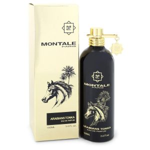 Montale Arabians Tonka by Montale Eau De Parfum Spray (Unisex) 3.4 oz Women