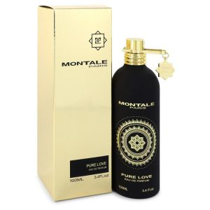 Montale Pure Love by Montale Eau De Parfum Spray (Unisex) 3.4 oz Women