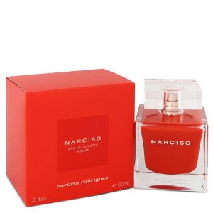Narciso Rodriguez Rouge by Narciso Rodriguez Eau De Toilette Spray 3 oz Women