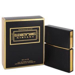Nirvana Black by Elizabeth and James Eau De Parfum Spray 1 oz Women