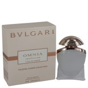 Omnia Crystalline L'eau De Parfum by Bvlgari Mini EDP Spray .84 oz Women