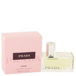 Prada Amber by Prada Eau De Parfum Spray 1 oz Women