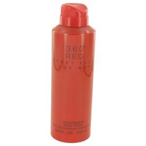 Perry Ellis 360 Red by Perry Ellis Body Spray 6.8 oz Men