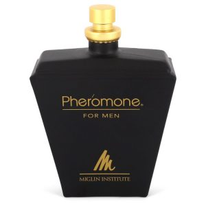 PHEROMONE by Marilyn Miglin Eau De Cologne Spray (Tester) 3.4 oz Men