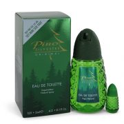 PINO SILVESTRE by Pino Silvestre Eau De Toilette Spray (New Packaging) with free .10 oz Travel size Mini 4.2 oz Men