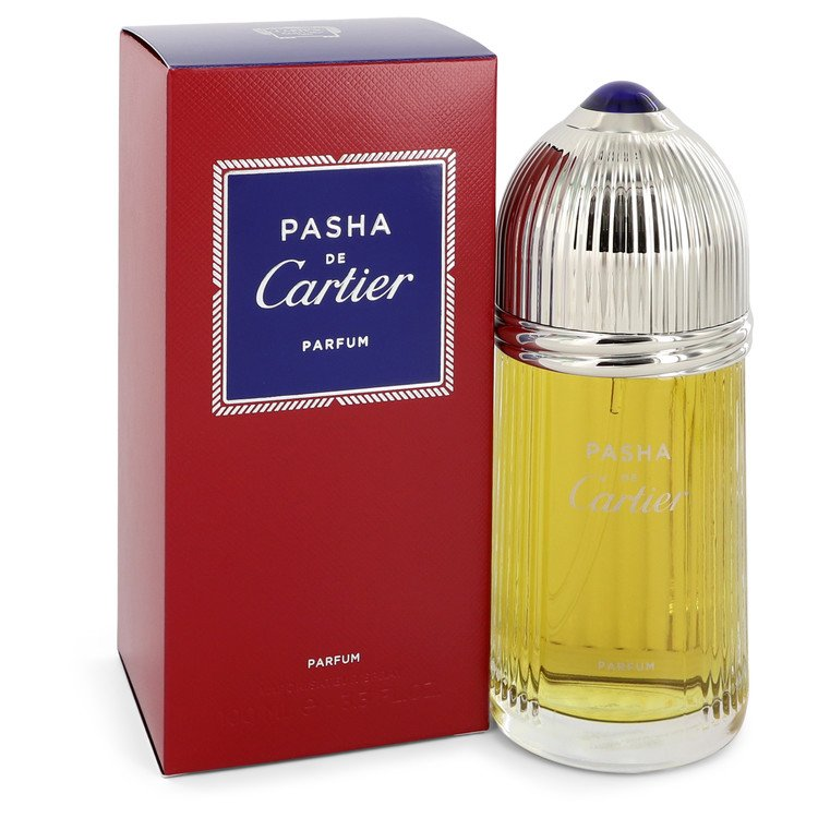 PASHA DE CARTIER by Cartier Eau De Parfum Spray 3.3 oz Men