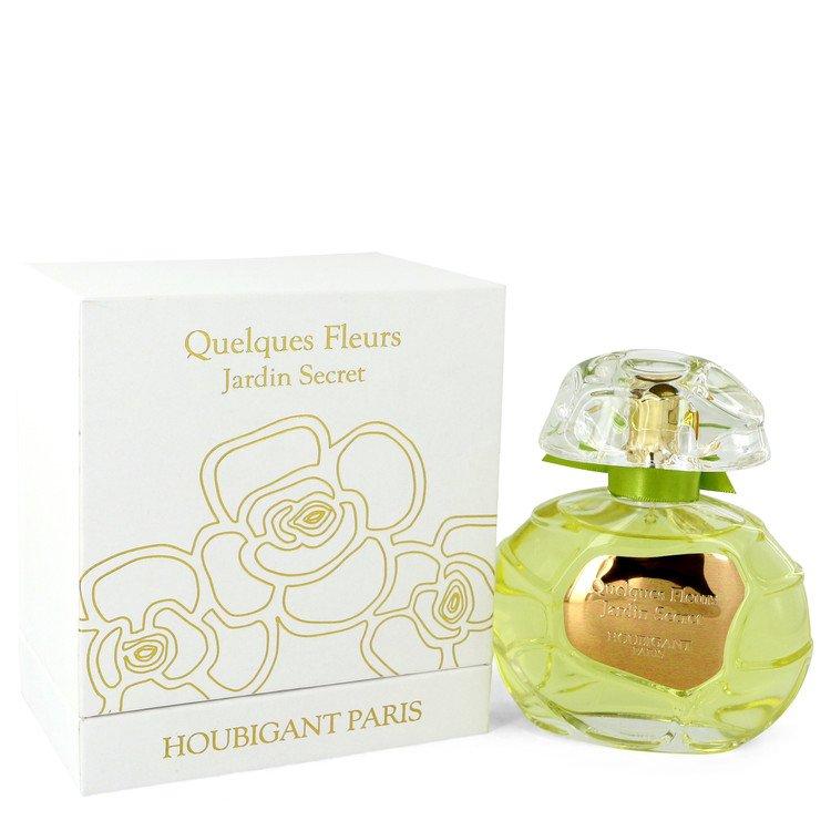 Quelques Fleurs Jardin Secret Collection Privee by Quelques Fleurs Eau De Parfum Spray 3.4 oz Women