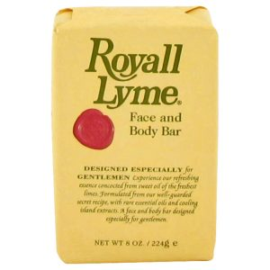 ROYALL LYME by Royall Fragrances Face and Body Bar Soap 8 oz Men