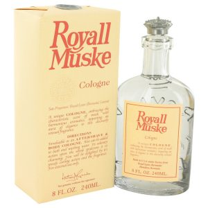 ROYALL MUSKE by Royall Fragrances All Purpose Lotion / Cologne 8 oz Men
