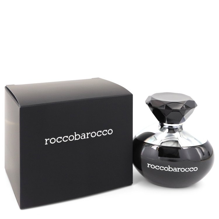 Roccobarocco Black by Roccobarocco Eau De Parfum Spray 3.4 oz Women