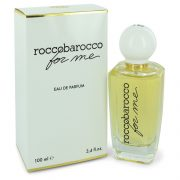 Roccobarocco For Me by Roccobarocco Eau De Parfum Spray 3.4 oz Women