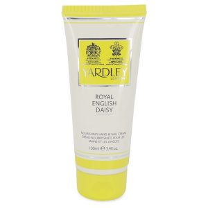 Royal English Daisy by Yardley London Hand And Nail Cream 3.4 oz Women