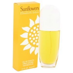 SUNFLOWERS by Elizabeth Arden Eau De Toilette Spray 1 oz Women