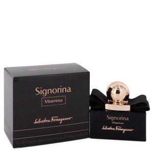 Signorina Misteriosa by Salvatore Ferragamo Eau De Parfum Spray 1 oz Women