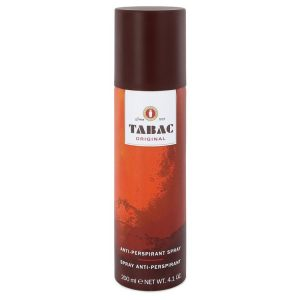TABAC by Maurer & Wirtz Anti-Perspirant Spray 4.1 oz Men