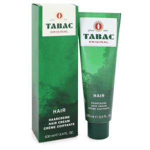TABAC by Maurer & Wirtz Hair Cream 3.4 oz Men