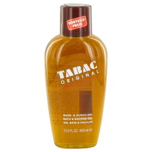 TABAC by Maurer & Wirtz Bath & Shower Gel 13.5 oz Men