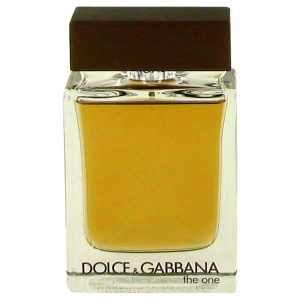 The One by Dolce & Gabbana Eau De Toilette Spray (Tester) 3.4 oz Men