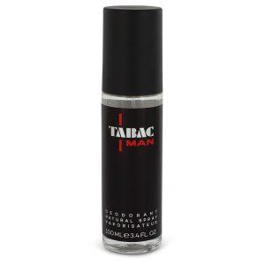 Tabac Man by Maurer & Wirtz Deodorant Spray 3.4 oz Men