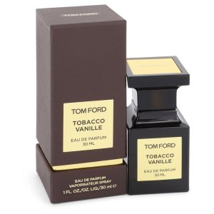 Tom Ford Tobacco Vanille by Tom Ford Eau De Parfum Spray 1 oz Men