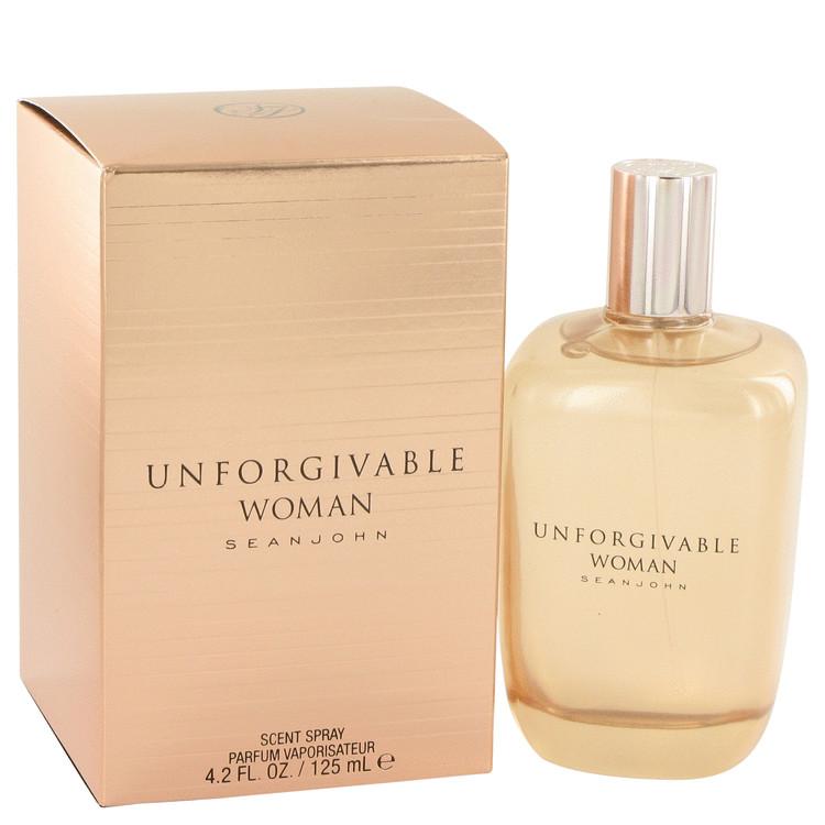 Unforgivable by Sean John Eau De Parfum Spray 4.2 oz Women