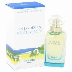 Un Jardin En Mediterranee by Hermes Eau De Toilette Spray 1.7 oz Women