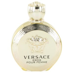 Versace Eros by Versace Eau De Parfum Spray (Tester) 3.4 oz Women