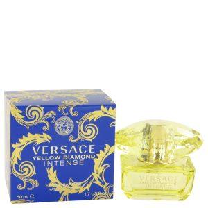 Versace Yellow Diamond Intense by Versace Eau De Parfum Spray 1.7 oz Women