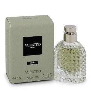 Valentino Uomo Acqua by Valentino Mini EDT 0.14 oz Men