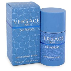 Versace Man by Versace Eau Fraiche Deodorant Stick 2.5 oz Men
