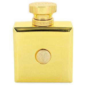 Versace Pour Femme Oud Oriental by Versace Eau De Parfum Spray (Tester) 3.4 oz Women