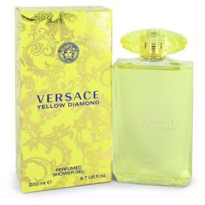 Versace Yellow Diamond by Versace Shower Gel 6.7 oz Women