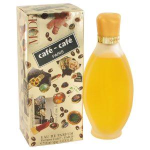 Café - Café by Cofinluxe Eau De Parfum Spray 3.4 oz Women