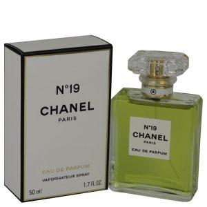 CHANEL 19 by Chanel Eau De Parfum Spray 1.7 oz Women