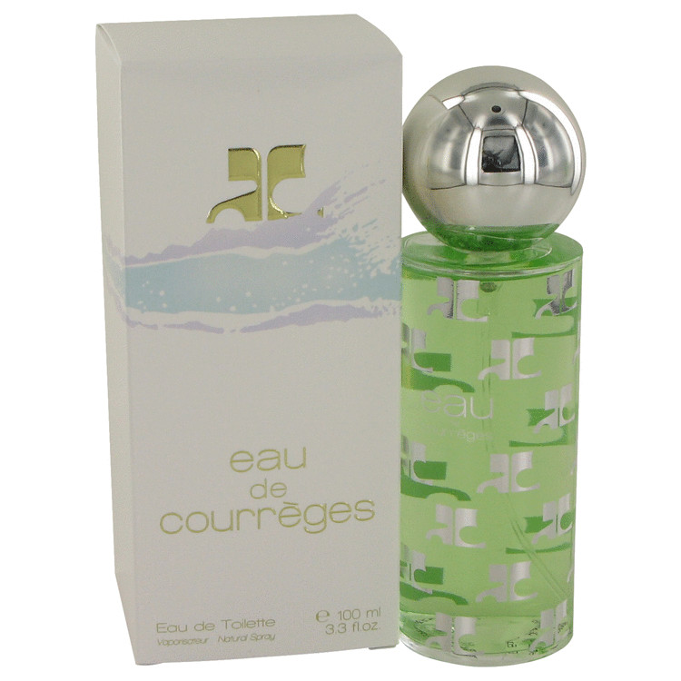 EAU DE COURREGES by Courreges Eau De Toilette Spray 3.4 oz Women