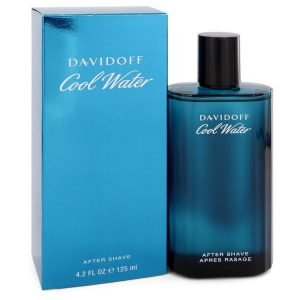 COOL WATER by Davidoff After Shave 4.2 oz Men
