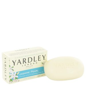 Yardley London Soaps by Yardley London Jasmin Pearl Naturally Moisturizing Bath Bar 4.25 oz Women