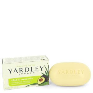 Yardley London Soaps by Yardley London Aloe & Avocado Naturally Moisturizing Bath Bar 4.25 oz Women