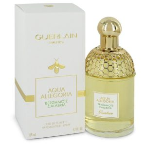 Aqua Allegoria Bergamote Calabria by Guerlain Eau De Toilette Spray 4.2 oz Women