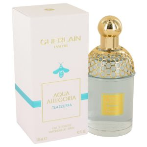 Aqua Allegoria Teazzurra by Guerlain Eau De Toilette Spray 4.2 oz Women