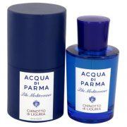 Blu Mediterraneo Chinotto Di Liguria by Acqua Di Parma Eau De Toilette Spray (Unisex) 2.5 oz Women