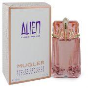 Alien Flora Futura by Thierry Mugler Eau De Toilette Spray 2 oz Women